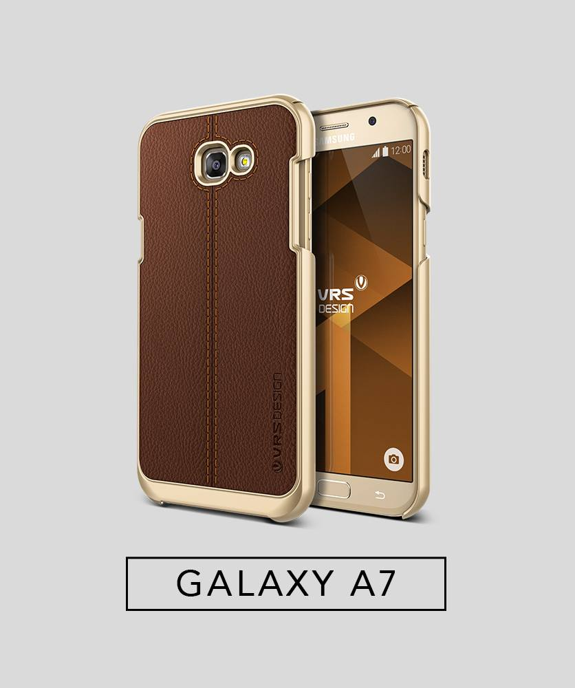 VRS Design Samsung Galaxy A7 Simpli Mod Series Case