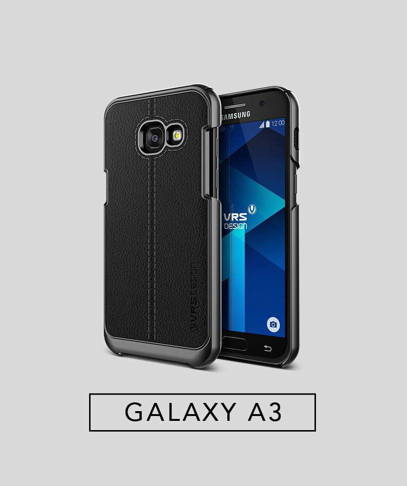 VRS Design Samsung Galaxy A3 Simpli Mod Series Case