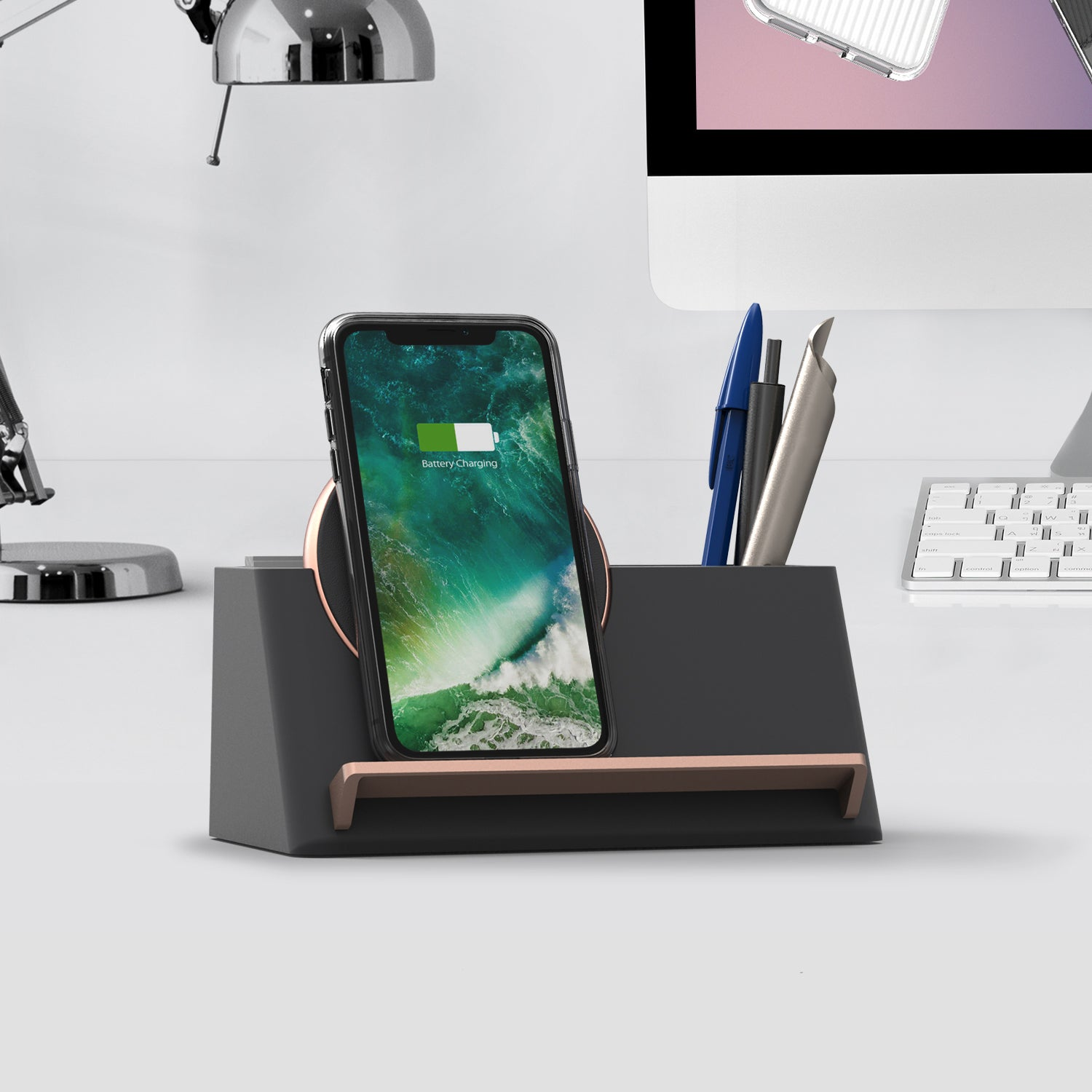VRS Design | The Best Wireless Charger - Halo Box Wireless Charger