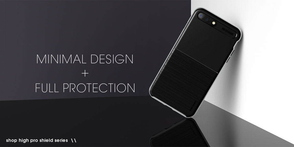 VRS DESIGN | Beautiful Yet Tough, Meet All New High Pro Shield Series Collection