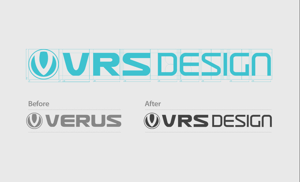 Brand information about VRS Design