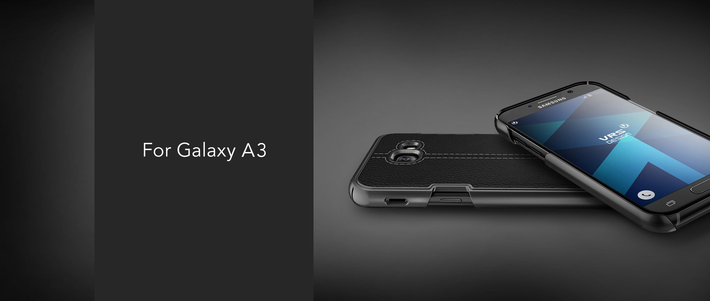 VRS Design Galaxy A3 Case Collection