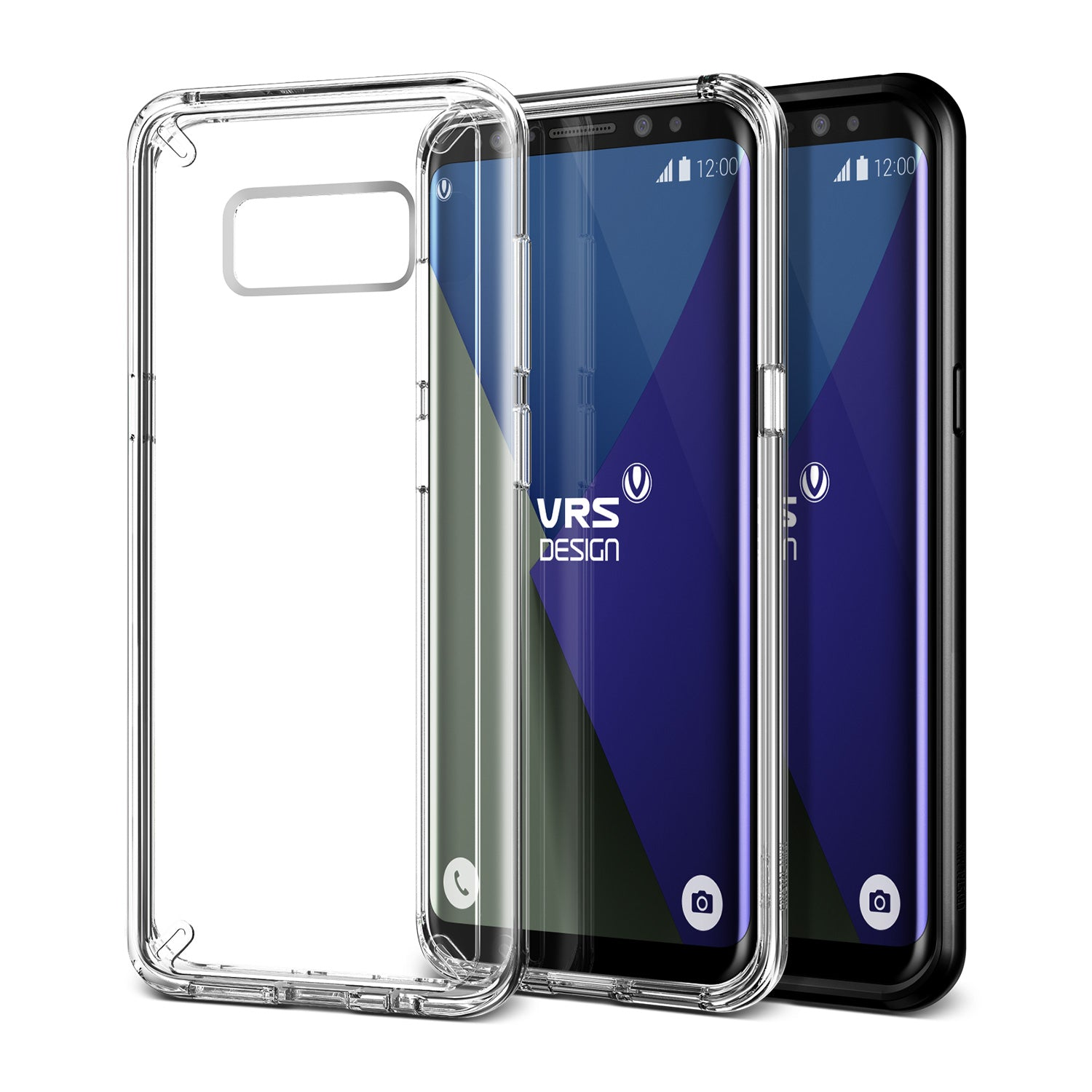 Crystal Mixx Galaxy S8 case from VRS Design