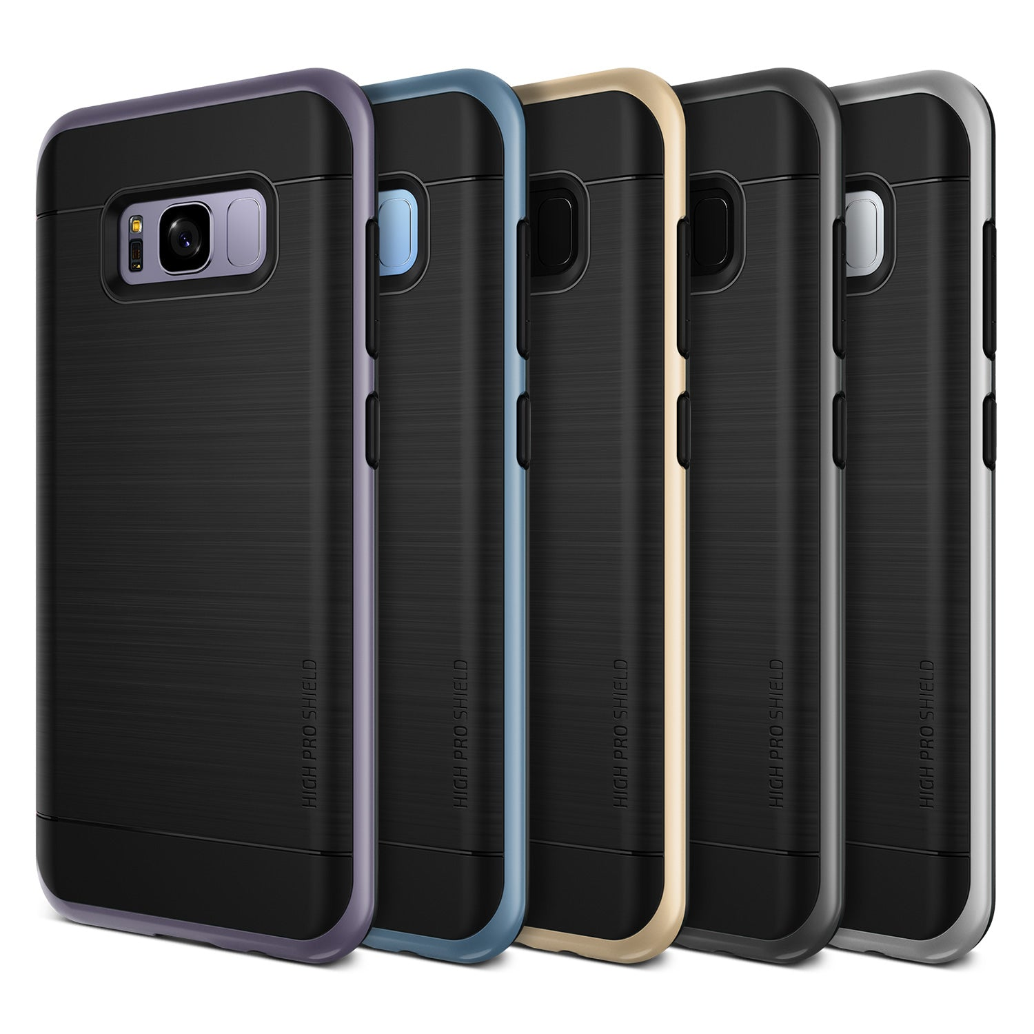 High Pro Shield Galaxy S8 case from VRS Design