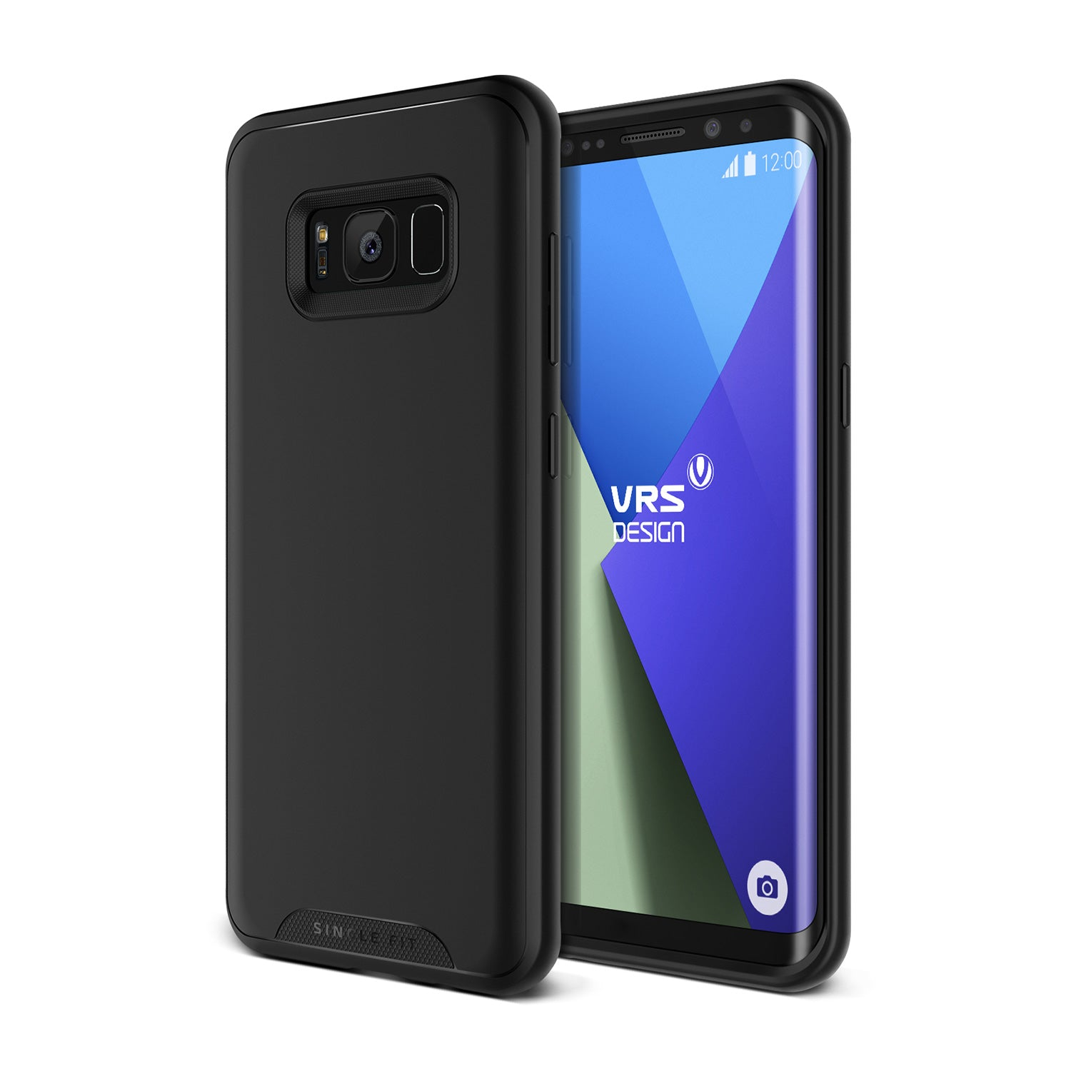 Single Fit Galaxy S8 case from VRS Design