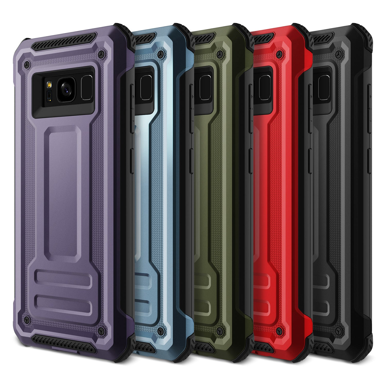 Terra Guard Galaxy S8 case from VRS Design