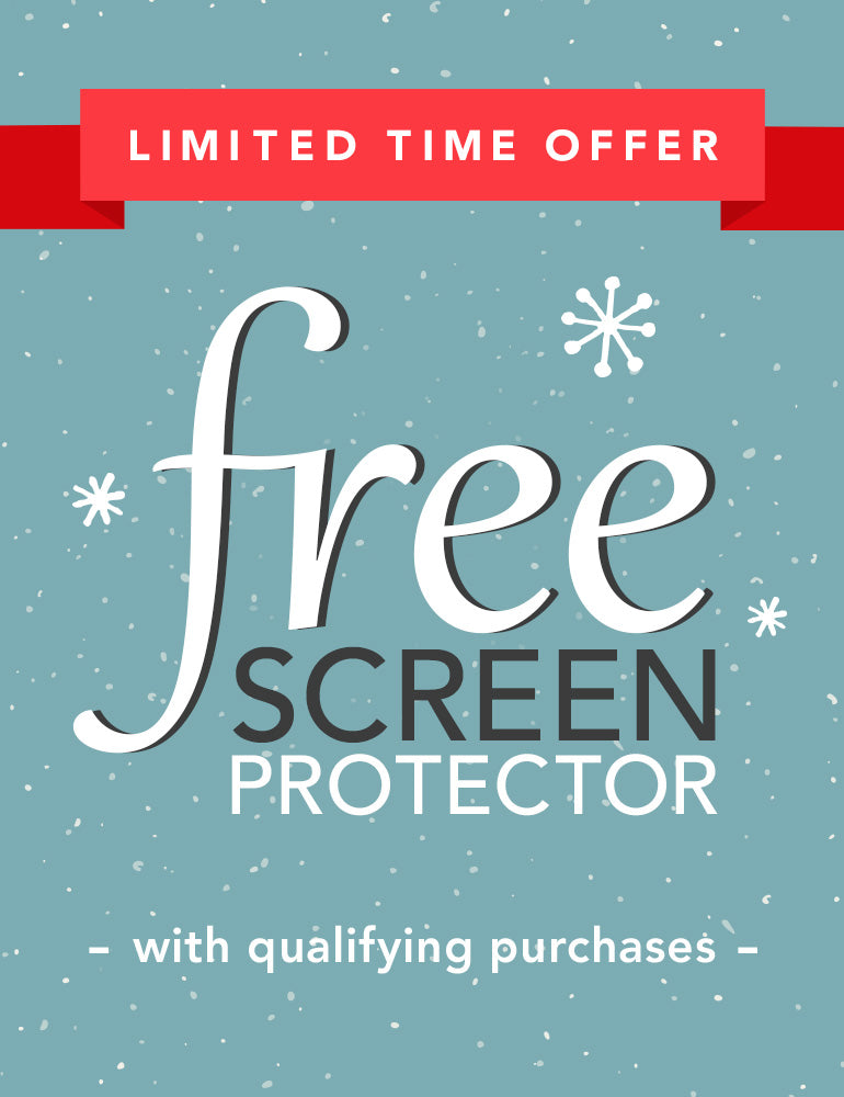 VRS Design Free Screen Protector Deals