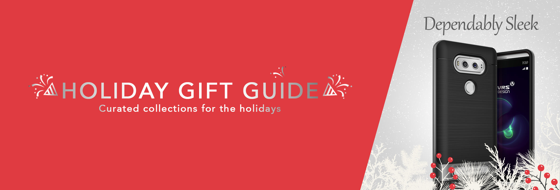 Holiday Gift Guide - Dependably Sleek