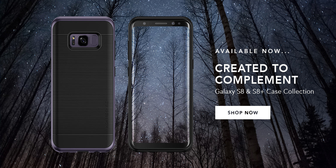 Best Samsung Galaxy S8 Cases from VRS Design