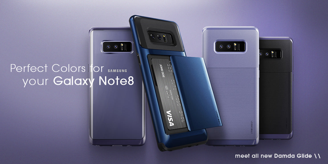 VRS DESIGN   Galaxy Note8 Case Collection