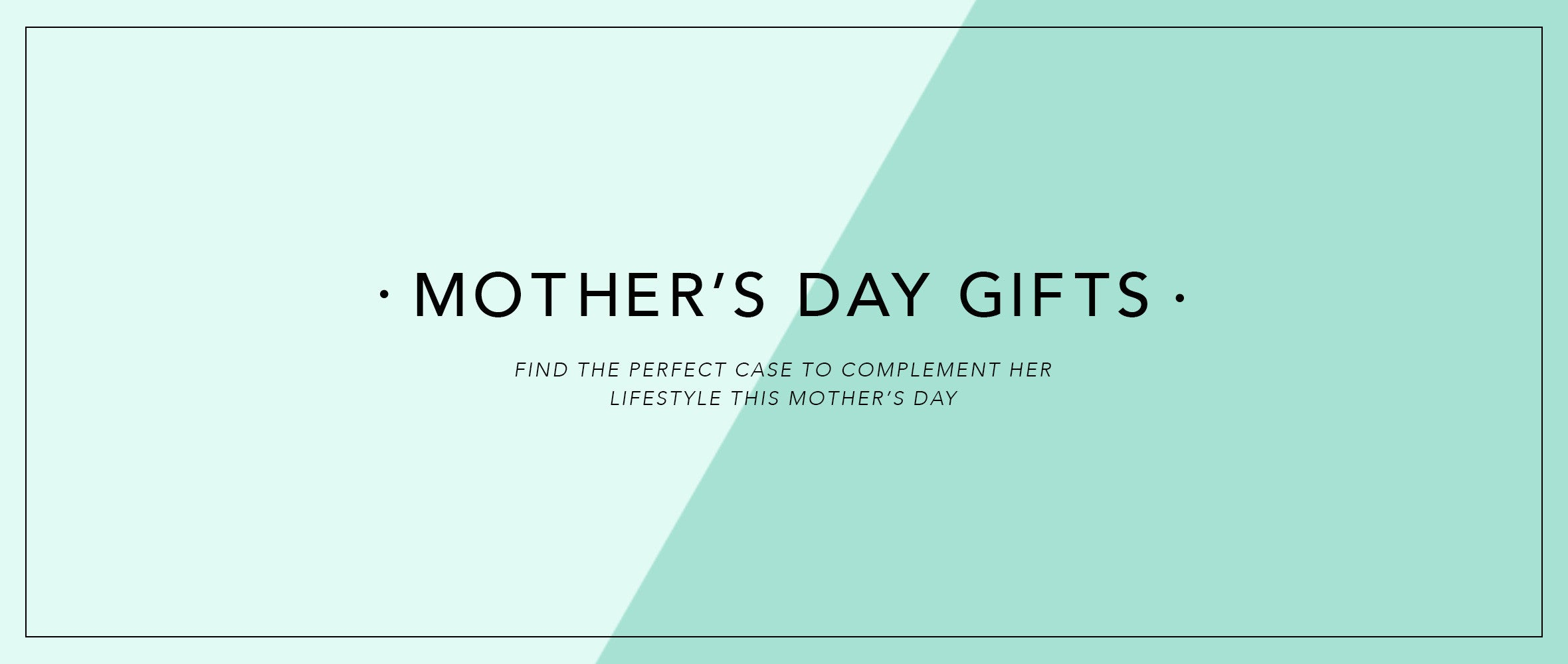 VRS Design Mother's Day Gifts