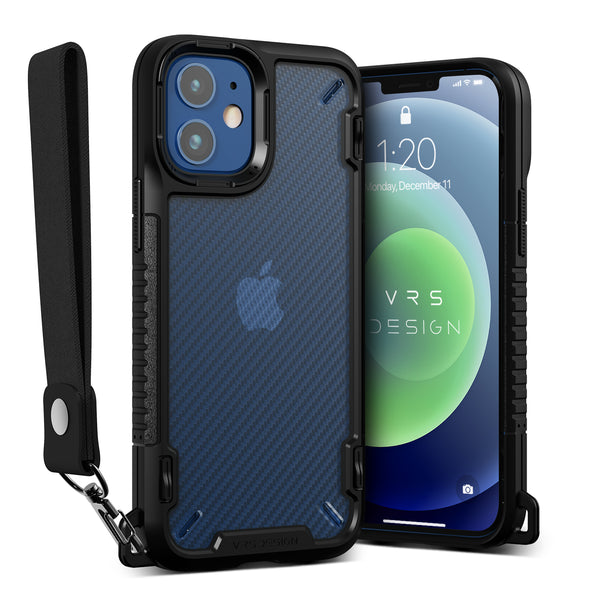 Best Protective Apple iPhone 12, Mini, 12 Pro 12 Pro Max Clear Case by VRS