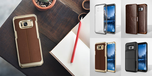 VRS DESIGN UNVEILS THE SAMSUNG GALAXY S8 AND S8 PLUS CASE COLLECTION