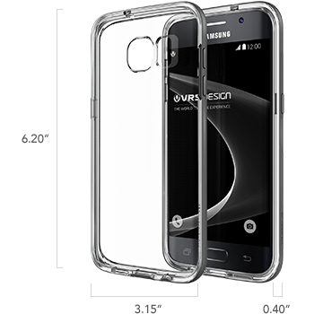 Galaxy S7 Edge_Crystal Bumper