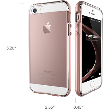 iPhone 5 / 5s / SE_Crystal Bumper