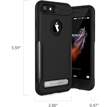 iPhone 7 Carbon Fit Case