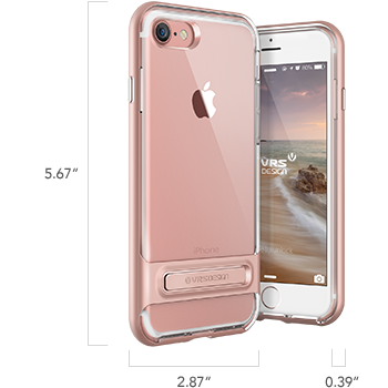 iPhone 7 Crystal Bumper Series Case