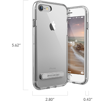 iPhone 7 Crystal Mixx Series Case