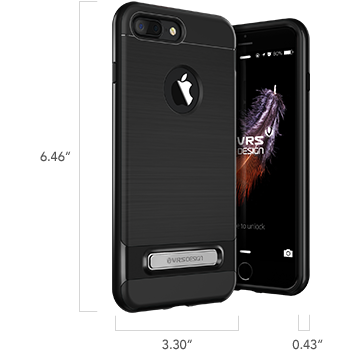 iPhone 7 Plus High Pro Shield Series Case
