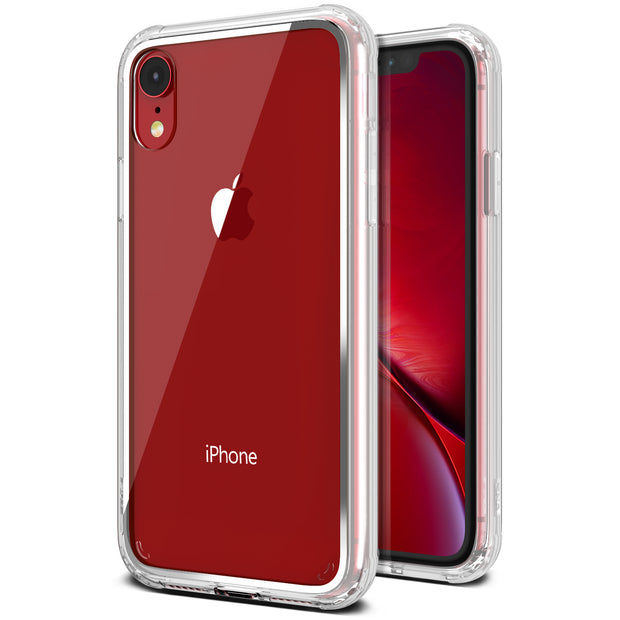 finest selection 7826c f5f66 iPhone XR Case Crystal Chrome Clear Series