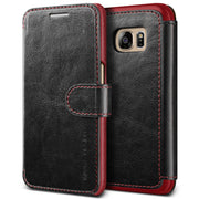 VRS Design [Layered Dandy Series] Samsung Galaxy S7 Case - Black - Main