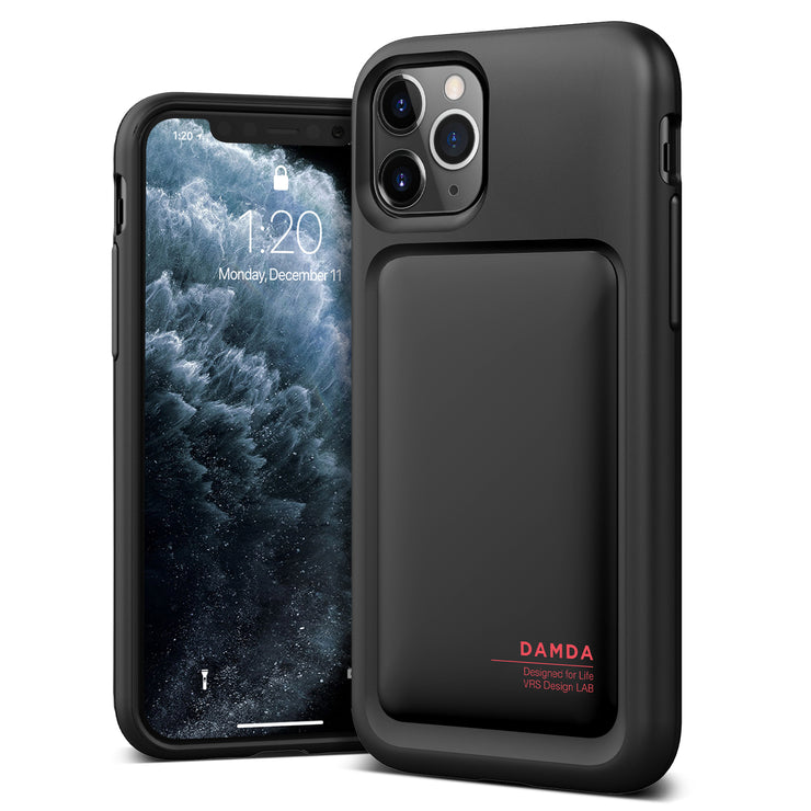 iPhone 11 Pro Case Damda High Pro Shield Matte Black