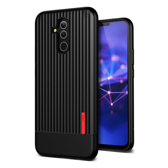 VRS Design | Single Fit Label Series for Huawei Mate 20 Lite - Black