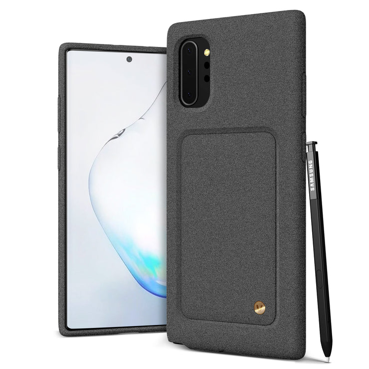 Galaxy Note 10 Plus Case Damda High Pro Shield Sand Stone