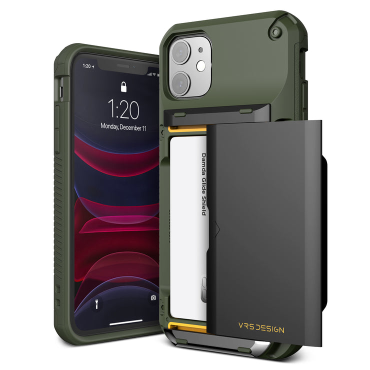 iPhone 11 Case Damda Glide Pro