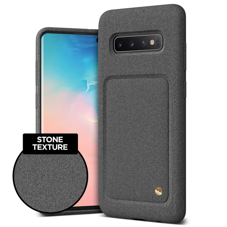 Galaxy S10 Plus Case Damda High Pro Shield Sand Stone