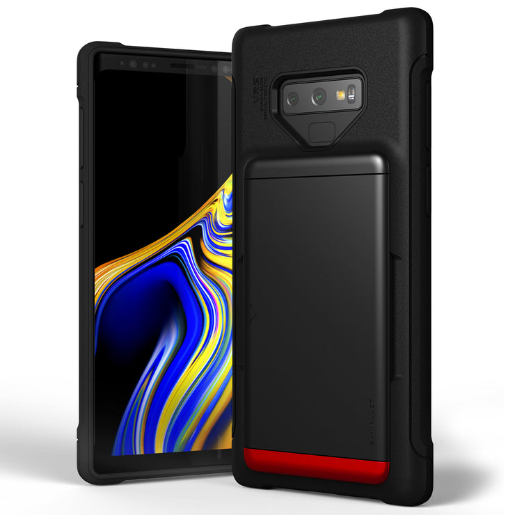 VRS Design | Galaxy Note 9 Case Damda Shield - Matte Black