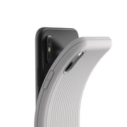 VRS Design | Single Fit Label Series for iPhone Xs Max - Gray
