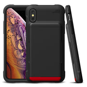 VRS Design | iPhone Xs Max Case Damda Shield - Matte Black
