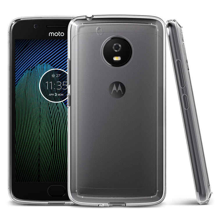 VRS Design | Moto G5 Crystal Mixx - Clear
