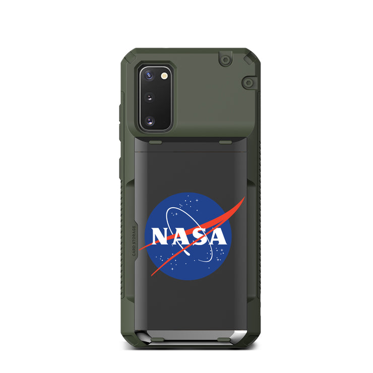 Galaxy S20 Case Damda Glide Pro NASA