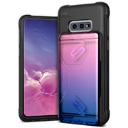Galaxy S10e Case Damda Glide Shield Solid Black