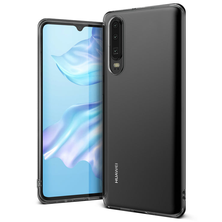 Huawei P30 Case Crystal Fit