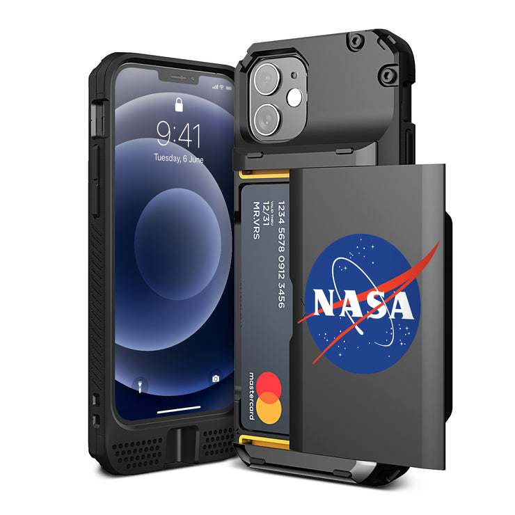 iPhone 12 mini Case Damda Glide Pro NASA