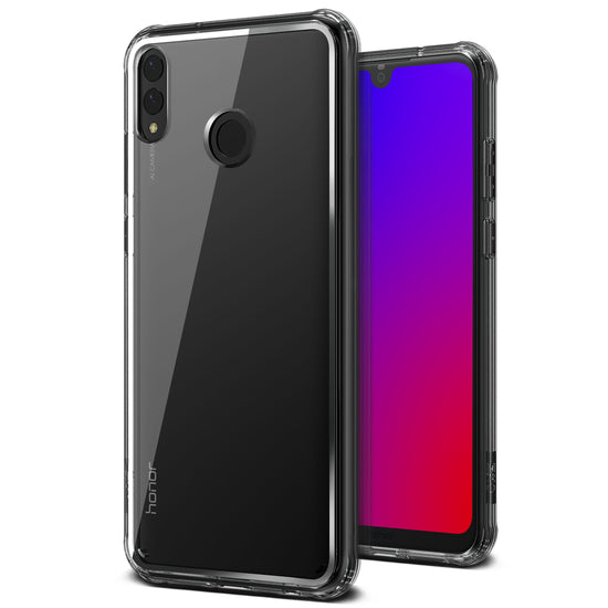 Huawei Honor 8X Case Crystal Chrome Series