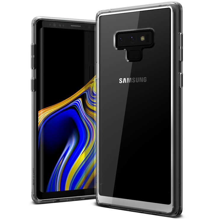 VRS Design | Galaxy Note 9 Case Crystal Chrome Series - Clear