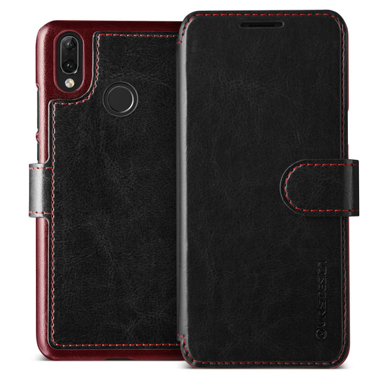 VRS Design |  Huawei P20 Lite Layered Dandy Case - Black