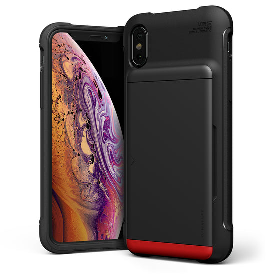 VRS Design | iPhone X/Xs Case Damda Shield - Matte Black