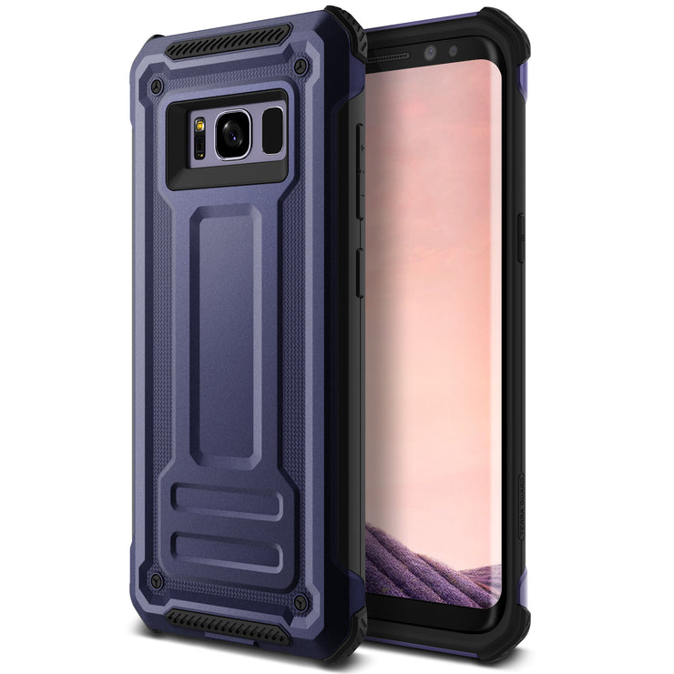 VRS Design | Crystal Bumper Case for Galaxy Note 9 - Purple