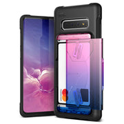 Galaxy S10 Plus Case Damda Glide Shield Solid Black