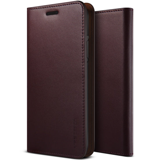 iPhone 11 Case Genuine Leather Diary