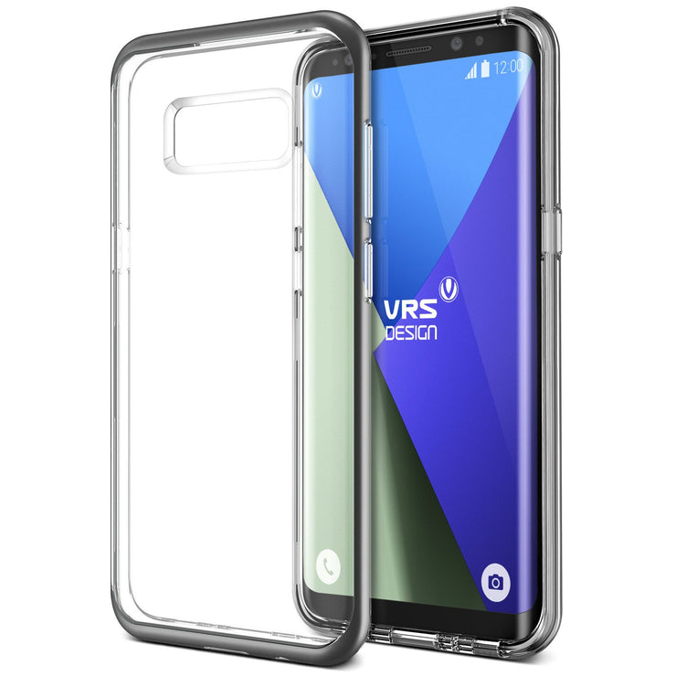 Galaxy S8 Plus Case Crystal Bumper