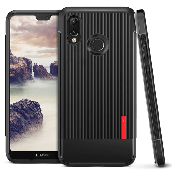 VRS Design | Huawei P20 Lite Single Fit - Black