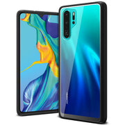 VRS Design | Huawei P30 Pro Case Crystal Chrome - Black