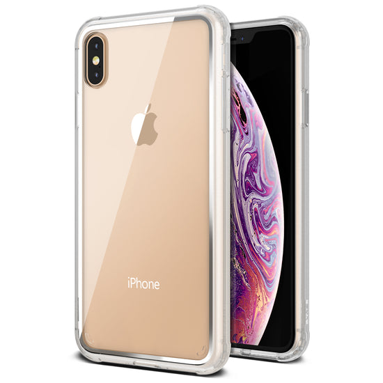VRS Design | Crystal Chrome Series for iPhone Xs Max - Clear