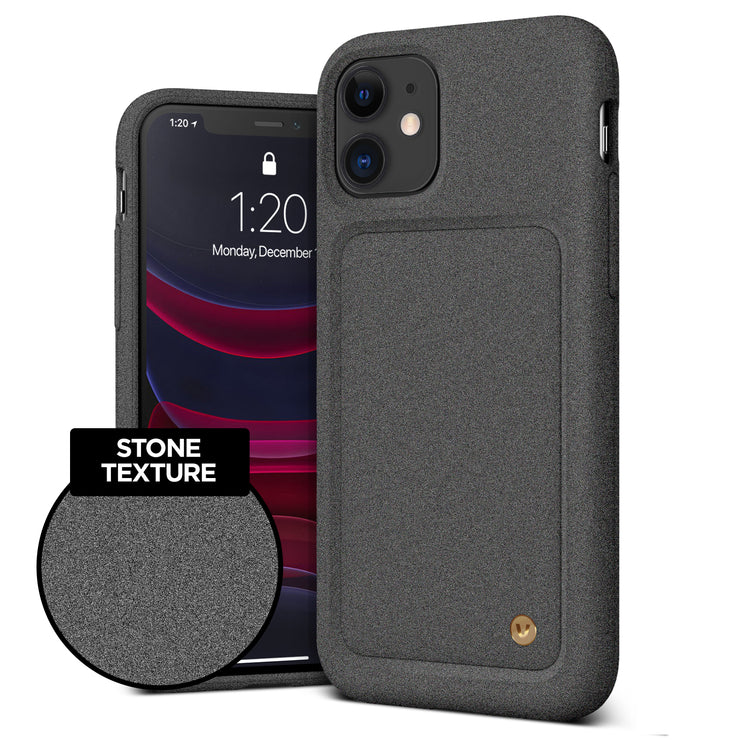 iPhone 11 Case Damda High Pro Shield Sand Stone
